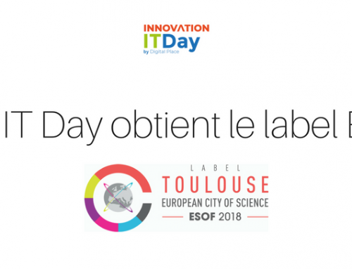 L'Innovation IT Day obtient le label ESOF 2018