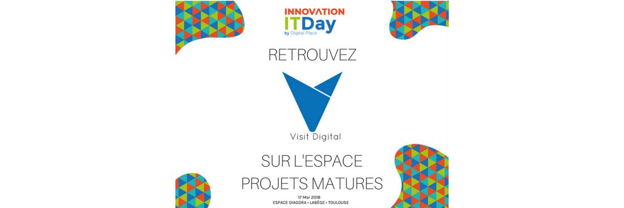 Retrouvez Visit Digital le 17 mai prochain sur l'espace Projets Matures !