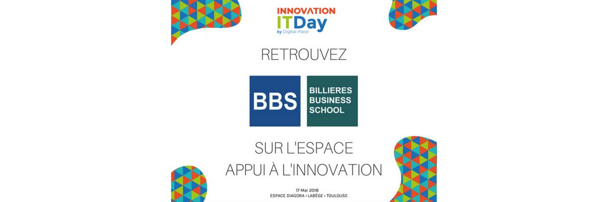 Découvrez Billières Business School sur l'espace Appui à l'innovation
