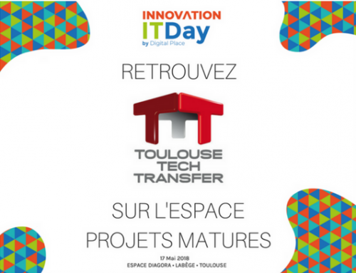 Toulouse Tech Transfer présentera ses technos lors de l'Innovation IT Day !
