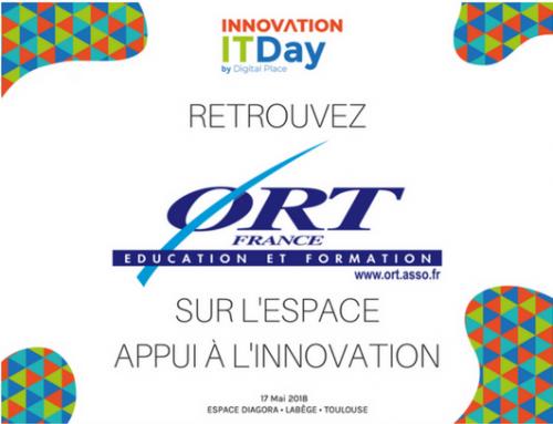 Retrouvez l'ORT Toulouse sur l'espace Appui à l'innovation