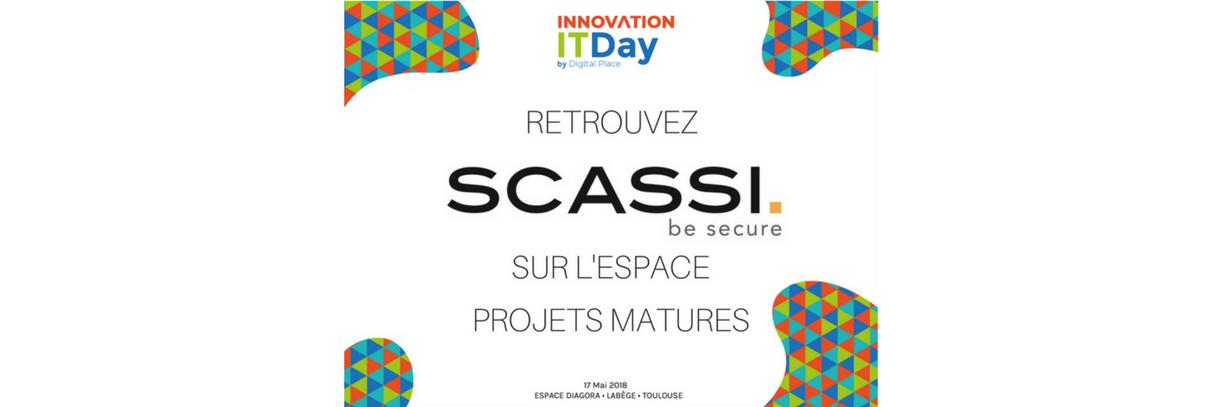 Découvrez Scassi lors de l'Innovation IT Day, le 17 mai !