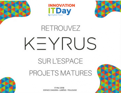 Retrouvez Keyrus lors de l'Innovation IT Day !