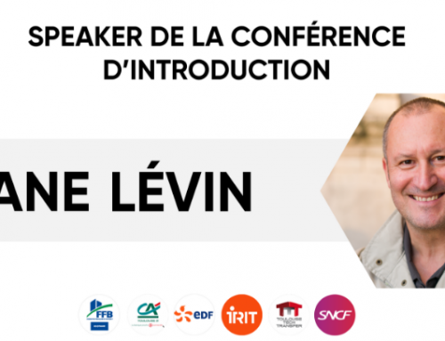 Stéphane Lévin : speaker de l'Innovation IT Day 2019